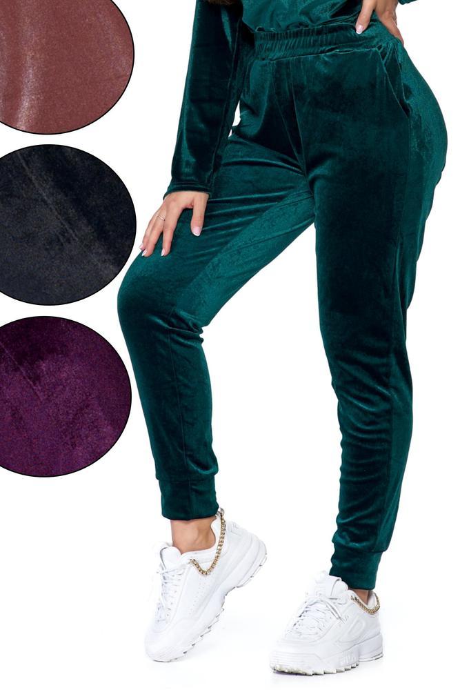 Welurowe spodnie osd2000-006