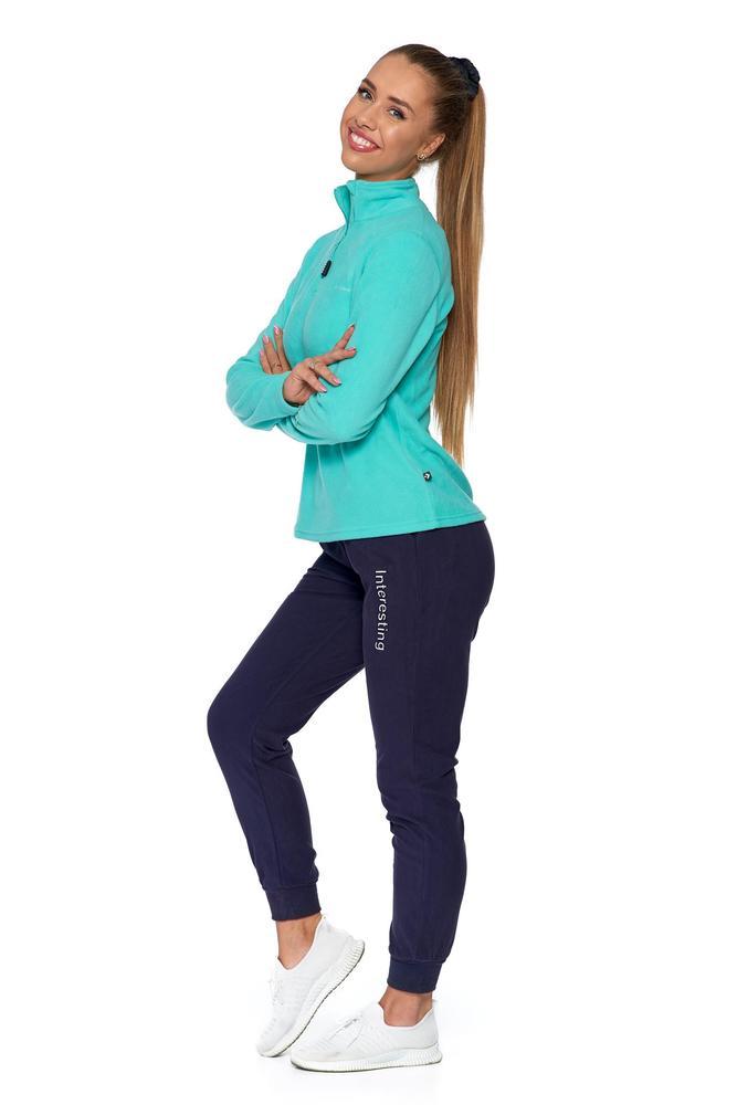 Dresowe spodnie damskie osd2900-002