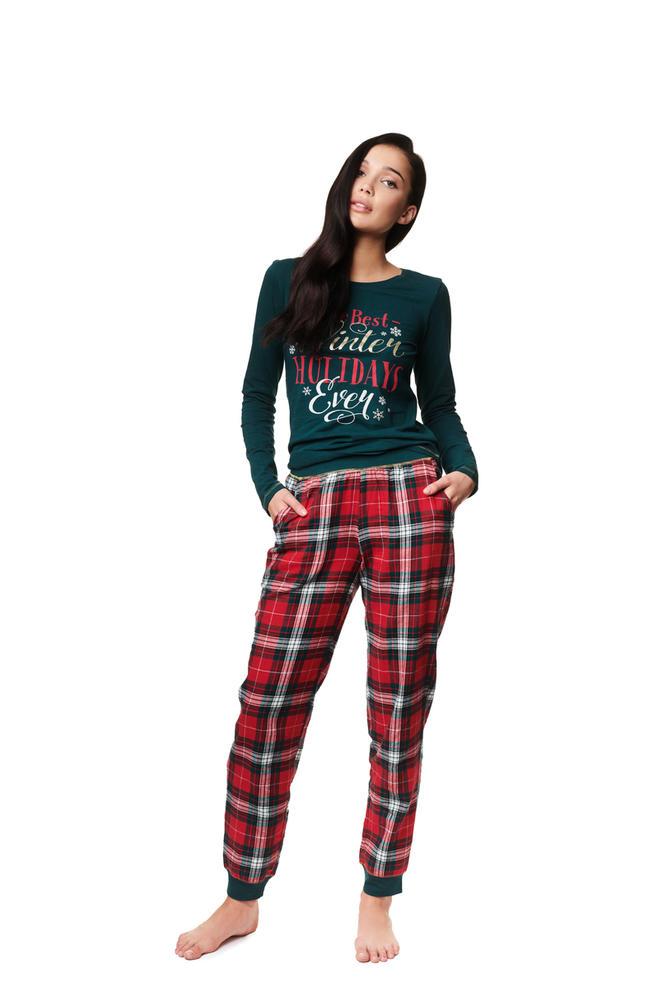 Piżama damska zev 39221
