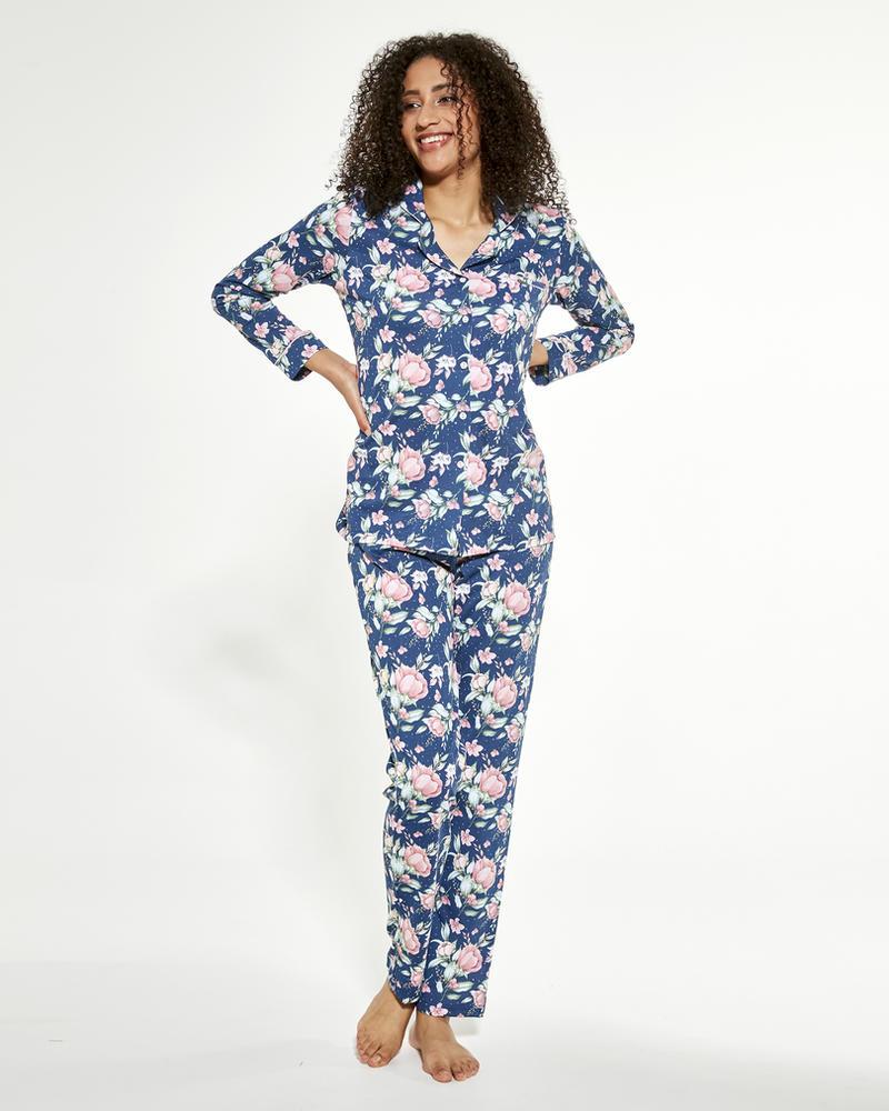 Piżama dr 482/283 cindy