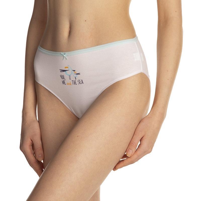 Figi damskie bikini l-127bi-11 opk. (3 szt.)