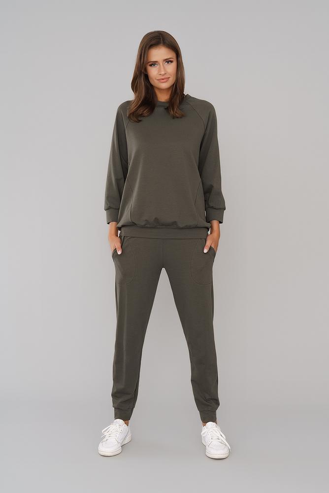 Komplet dresowy alta 3/4 rękaw długie spodnie