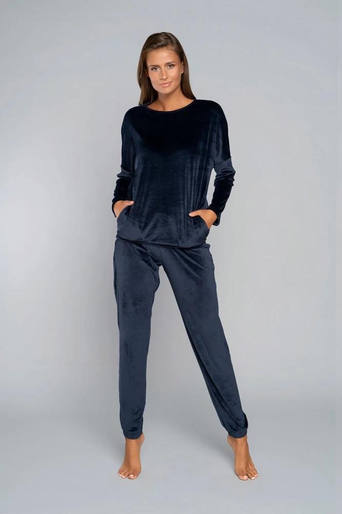 Komplet dresowy juga długi rękaw długie spodnie