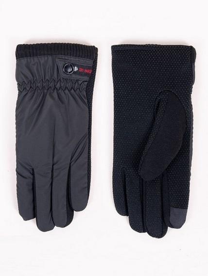 Rękawiczki męskie dotyk abs spód rs-084