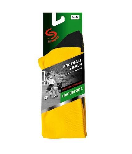 PODKOLANÓWKI FOOTBALL SILVER DEODORANT