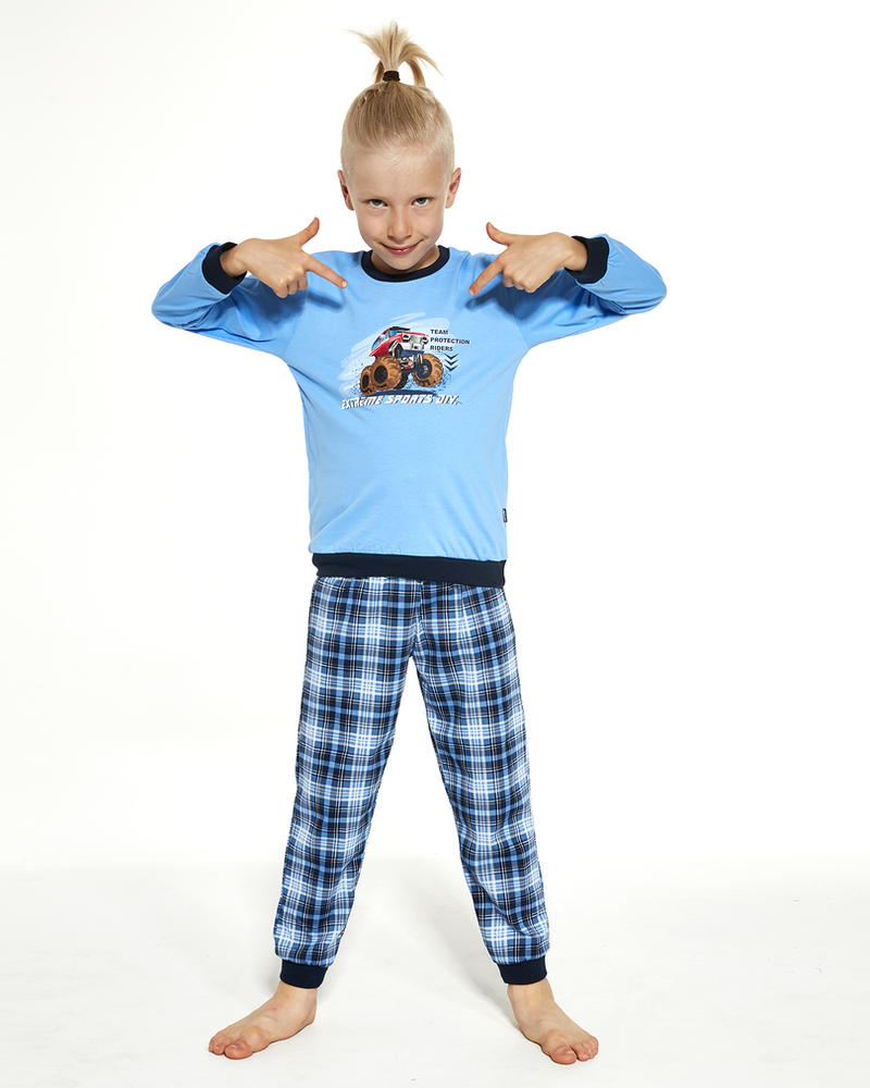 Piżama boy dr 593/116 extreme